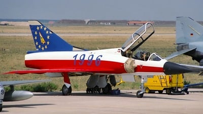 234 - Dassault Mirage 3B - France - Air Force