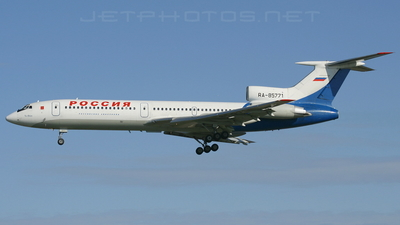 RA-85771 - Tupolev Tu-154M - Rossiya Airlines