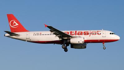 TC-OGJ - Airbus A320-232 - AtlasJet