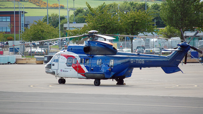 A picture of GTIGS - Airbus Helicopters H215 - [2086] - © Oleg Chaplin