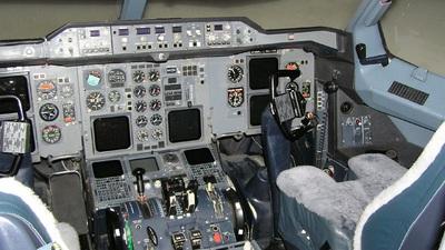 Simulator - Airbus A300B4-605R - Lufthansa