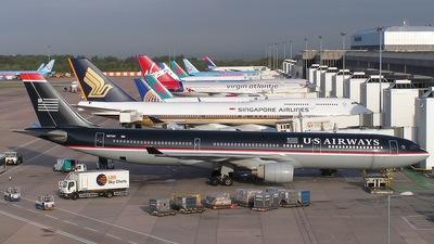 N271AY - Airbus A330-323 - US Airways