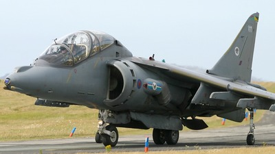 ZH663 - British Aerospace Harrier T.10 - United Kingdom - Royal Air Force (RAF)