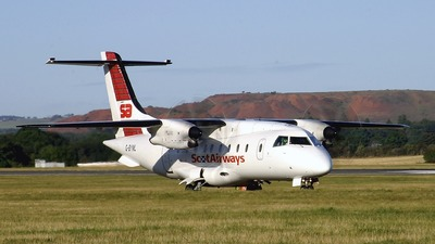 G-BYML - Dornier Do-328-100 - ScotAirways