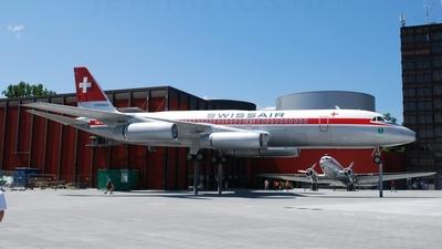 HB-ICC - Convair CV-990-30A-6 - Swissair
