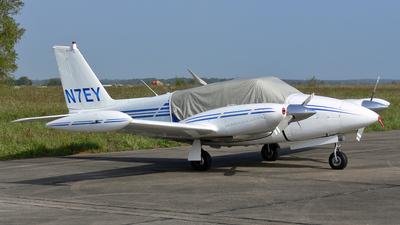 N7EY - Piper PA-30-160 Twin Comanche B - Private