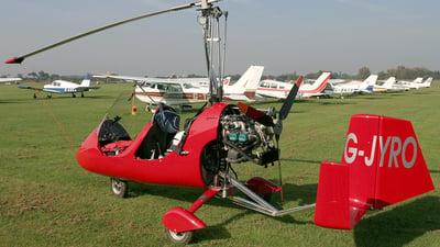 A picture of GJYRO - RotorSport UK MT03 - [RSUK/MT03/006] - © Paul Markman