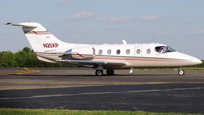 N25XP - Beechcraft 400A Beechjet - Private