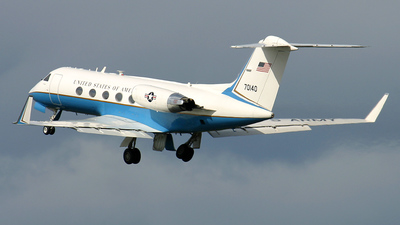 87-0140 - Gulfstream C-20E - United States - US Army