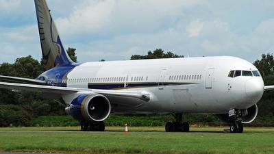 A9C-GZ - Boeing 767-3P6(ER) - Gulf Traveller