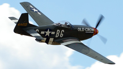 N167F - North American P-51D Mustang - Scandinavian Historic Flight