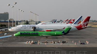 FAJS - Airport - Ramp