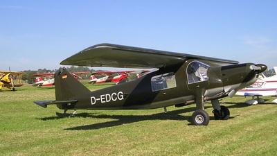 D-EDCG - Dornier Do-27 - Private