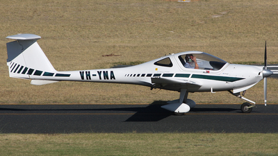 VH-YNA - Diamond DA-20-C1 Eclipse - Private