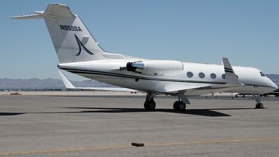 N855SA - Gulfstream G-III - Private