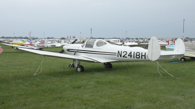 A picture of N2418H -  - [] - © Paul Chandler
