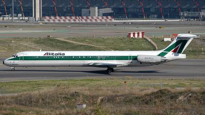I-DATL - McDonnell Douglas MD-82 - Alitalia
