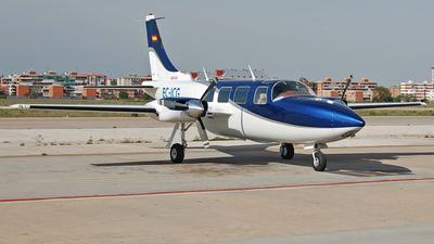 EC-ICG - Piper PA-60-601P Aerostar - Private