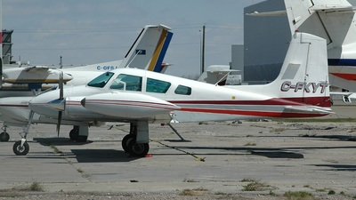 A picture of CFKYT - Piper PA28R200 - [28R7335234] - © EAGLE19