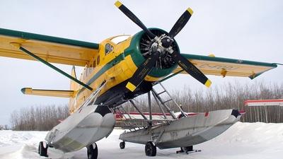 A picture of CFODJ - De Havilland Canada DHC3 Otter - [14] - © John Olafson