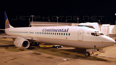 N71411 - Boeing 737-924 - Continental Airlines