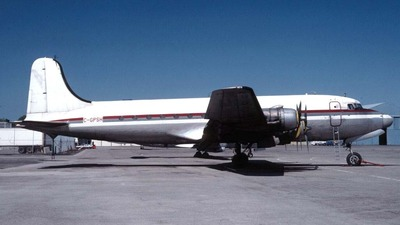 C-GPSH - Douglas DC-4 - Soundair
