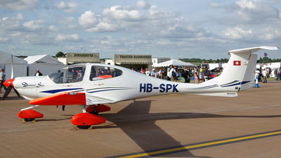 HB-SPK - Diamond DA-40 Diamond Star - Private