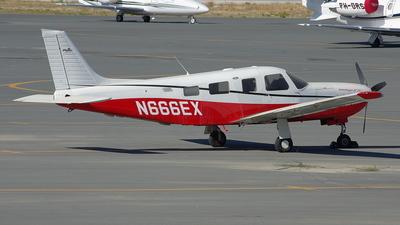 A picture of N666EX - Bullaircraft Explore - [BUEX0001] - © Justo-M. Prieto