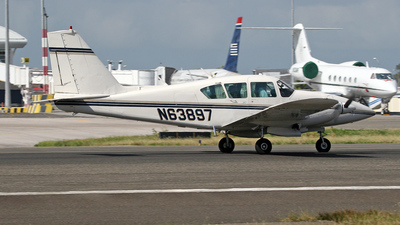 A picture of N63897 -  - [] - © Brian T Richards