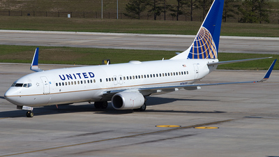 N76515 - Boeing 737-824 - United Airlines (Continental Airlines)