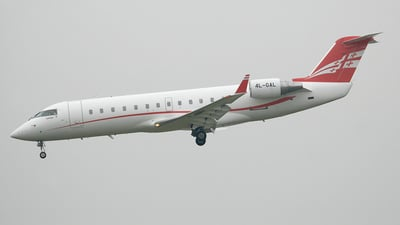 4L-GAL - Bombardier CRJ-100ER - Georgian Airways