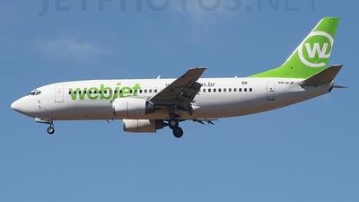 PR-WJP - Boeing 737-3Q8 - WebJet Linhas Aéreas
