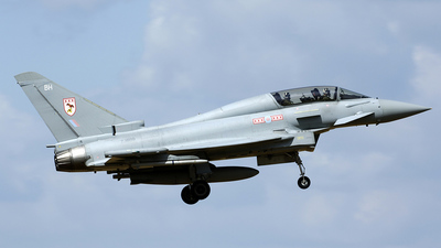 ZJ809 - Eurofighter Typhoon T.1 - United Kingdom - Royal Air Force (RAF)