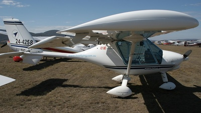 24-4258 - Fly Synthesis Storch HS - Private