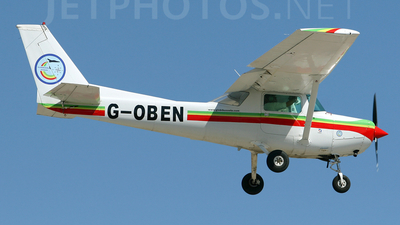 A picture of GOBEN - Cessna 152 - [15281856] - © luisvieira