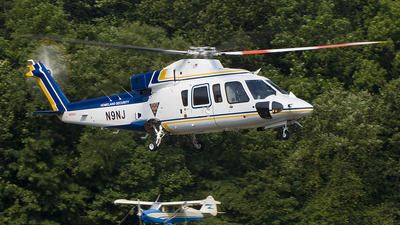 N9NJ - Sikorsky S-76B - United States - New Jersey State Police
