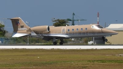 N898PA - Bombardier Learjet 60 - Pinnacle Air