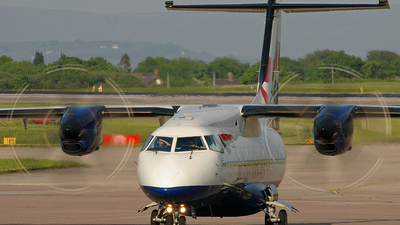OY-NCS - Dornier Do-328-110 - British Airways (Sun-Air)