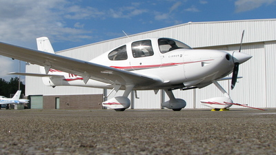 N969PG - Cirrus SR20-G3 - Private