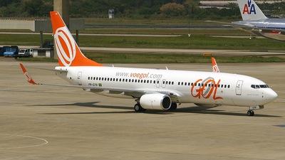 PR-GTD - Boeing 737-8EH - GOL Linhas Aéreas