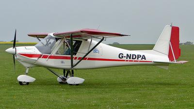 A picture of GNDPA - Ikarus C42 - [PFA 32214056] - © Robert Beaver