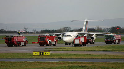 EI-CZO - British Aerospace BAe 146-200 - Air France (CityJet)