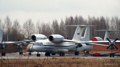 RA-72XXX - Antonov An-72 - Unknown
