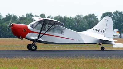 PH-PBB - Stinson L-5B-VW Sentinel - Private