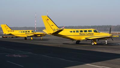 D-IHLB - Cessna 402B - Hansa Luftbild