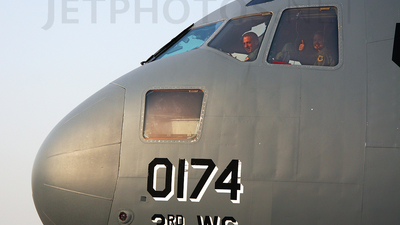 00-0174 - Boeing C-17A Globemaster III - United States - US Air Force (USAF)