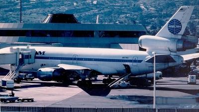 N67NA - McDonnell Douglas DC-10-10 - Pan Am