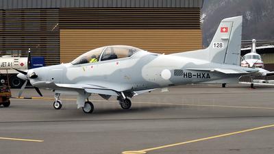 HB-HXA - Pilatus PC-21 - Pilatus Aircraft