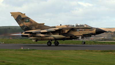 7504 - Panavia Tornado IDS - Saudi Arabia - Air Force