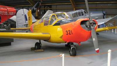 56321 - Saab 91B Safir - Norway - Air Force
